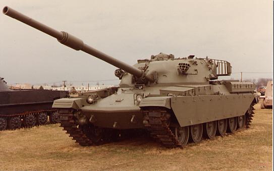 Neues von den Briten Chieftain_Mk_II-2