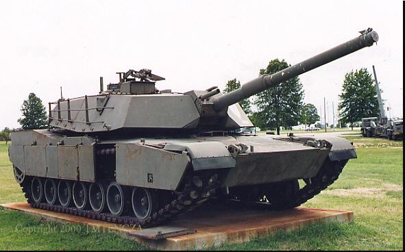 المسابقه الرمضانيه - القوات البرية - M1 Abrams M1_Abrams-1
