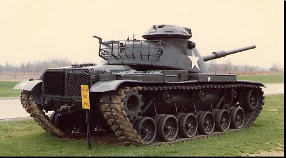 M60 MBT